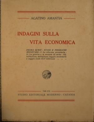Nati Oggi a Catania: il 18 febbraio 1890 nasceva Agatino Amantia